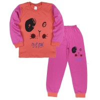 Пижама для девочек Asadik Kids (9-12)