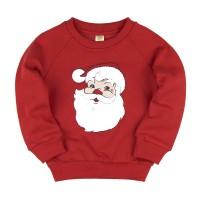 """Лонгслив Asian Baby """"Дед Мороз"""" (1-4)"""