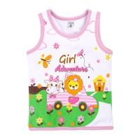 Майка для девочек Girl (1-4)