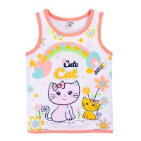 Майка для девочек Cat (1-4)