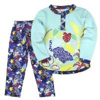 Пижама для девочек Fusi (1-4) Начёс