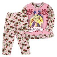 Пижама для девочек Fusi (3-7) Начёс