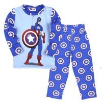 Пижама для мальчиков Fusi (3-7) Начёс