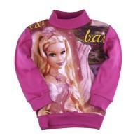 Водолазка для девочек Barbie (1-4)
