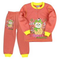 Пижама для девочек (2-5)