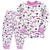 Пижама LE&LO (6-10) Pink