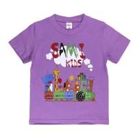Футболка для девочек Sami Kids (1-4)