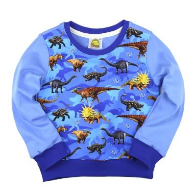 Лонгслив 3D (2-5) Dino