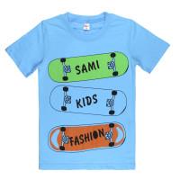 Футболка для мальчиков Sami Kids (8-12)