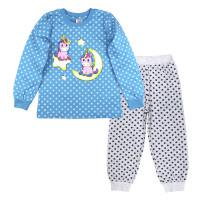 Пижама для девочек Sami Kids (3-6)
