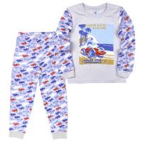 Пижама для мальчиков Elephant Kids (6-10) Monaco