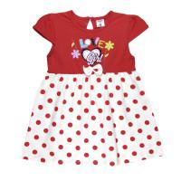 Платье Далматинец (2-5) Love