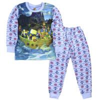 Пижама для мальчиков Fusi Kids (3-7)