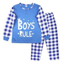 Пижама с начесом Bobonchik Kids (9-12)