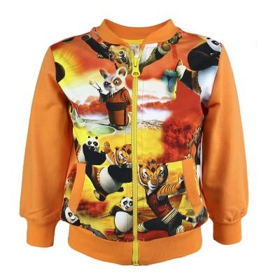 "Толстовка (1-5) ""Kung Fu Panda"""