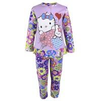 Пижама для девочек (начёс, 2-6)