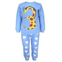 Пижама для девочек (3-6)