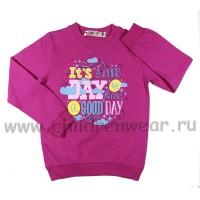 Лонгслив для девочек (5-8 лет)