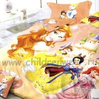 КПБ Сатин «Принцессы»