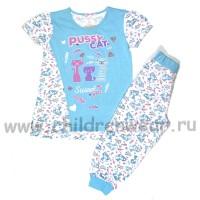 Пижама для девочек (6-9 лет)